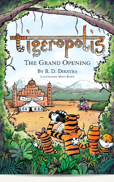 Tigeropolis Book 2: The Grand Opening