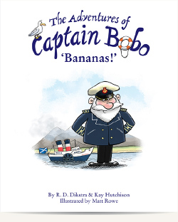 The Adventures of Captain Bobo – Bananas!