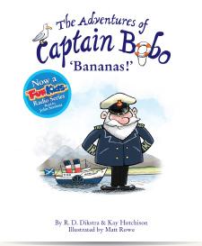 The Adventures of Captain Bobo – Bananas!