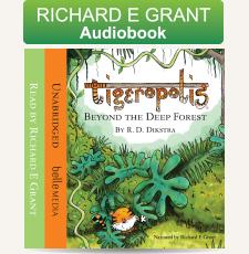 Tigeropolis: Audiobook