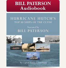 Hurricane Hutch's Top 10 Ships of the Clyde Audiobook