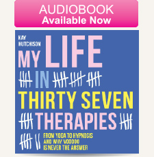 My Life in Thirty Seven Therapies Audiobook